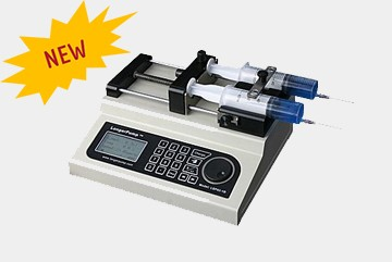LSP02-2B Dual-channel Syringe Pump
